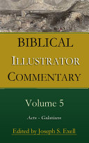 Biblical Illustrator  Volume 5
