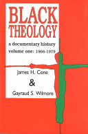 Black Theology 1966 1979
