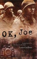 OK, Joe