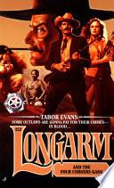 Longarm 252  Longarm and the Four Corners Gang Book