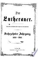 Der Lutheraner Book