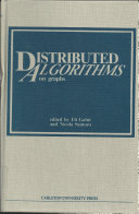 Distributed Algorithms on Graphs