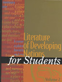 Literature of Developing Nations for Students  L Z
