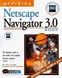 Official Netscape Navigator 3 0 Book