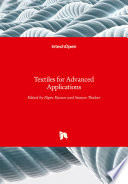 Textiles for Advanced Applications Book