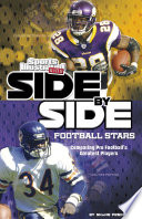 Side By Side Football Stars Comparing Pro Football S Greatest Players