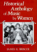 Historical Anthology of Music by Women