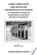 Code Compliance for Advanced Technology Facilities Book