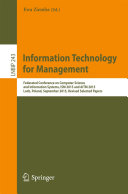 Information Technology for Management Pdf/ePub eBook