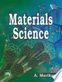 """MATERIALS SCIENCE"" by MARIKANI, A."