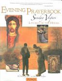 Evening Prayerbook Book