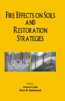 Pdf Fire Effects on Soils and Restoration Strategies Telecharger