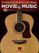 Fingerpicking Movie Music (Songbook)