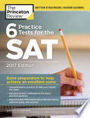 6 Practice Tests For The Sat 2017 Edition PDF