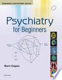 Psychiatry for Beginners   E Book Book