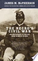 The Negro's Civil War image