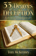 33 Degrees of Deception Book
