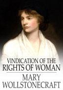 Vindication of the Rights of Woman Pdf/ePub eBook
