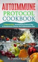 Autoimmune Protocol Cookbook Book