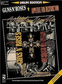 Guns N  Roses   Appetite for Destruction Book