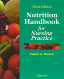Nutrition Handbook for Nursing Practice Book PDF