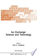 Ion Exchange  Science and Technology