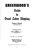 Greenwood s Guide to Great Lakes Shipping