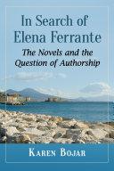 In Search of Elena Ferrante