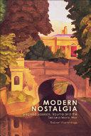 Modern Nostalgia Book PDF
