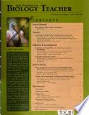 The American Biology Teacher  , Band 68,Ausgaben 1-9
