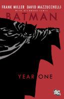 Batman: Year One [Pdf/ePub] eBook