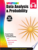 Spectrum Data Analysis and Probability Book