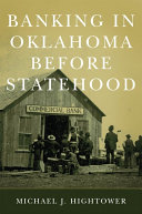 Banking in Oklahoma Before Statehood Pdf/ePub eBook