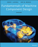 Fundamentals of Machine Component Design Pdf/ePub eBook