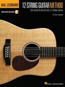 Hal Leonard 12 String Guitar Method Book PDF