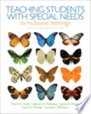 Teaching Students with Special Needs in Inclusive Settings, Fifth Canadian Edition