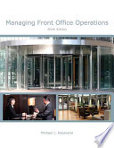 Managing Front Office Operations with Answer Sheet (Ahlei)