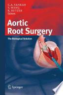 Aortic Root Surgery Book