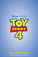 Disney/Pixar Toy Story 4 Movie Graphic Novel banner backdrop
