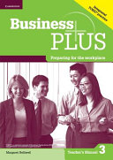 Business Plus Level 3 Teacher s Manual