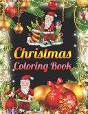 Christmas Coloring Book Book PDF