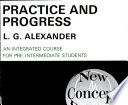 New Concept English Practice And Progress An Integrated Course For Pre Intermediate Student