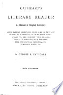 Cathcart s Literary Reader Book