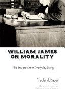 William James on Morality