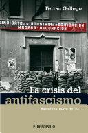 La crisis del antifascismo