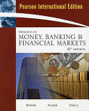 Principles of Money, Banking, and Financial Markets
