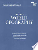 Geography Texas Guided Reading Workbook