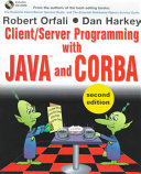 Client Server Programming With Java And Corba Book PDF