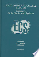 Solid Oxide Fuel Cells Ix Book PDF