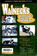 WALNECK S CLASSIC CYCLE TRADER  JULY 2001